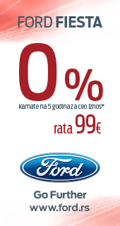 Ford Fiesta - Grand Motors