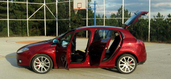 Fiat Bravo 1.9  Multijet 16V Sport - Izaziva sve u klasi