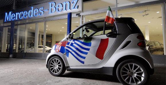 Smart - Novi brend na tržištu Srbije