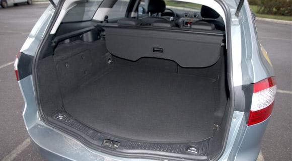 Testirali smo: Ford Mondeo Wagon 2.0 TDCi Titanium X