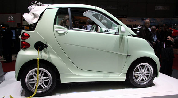 Daimler kupio 10 % udela u Tesla Motors