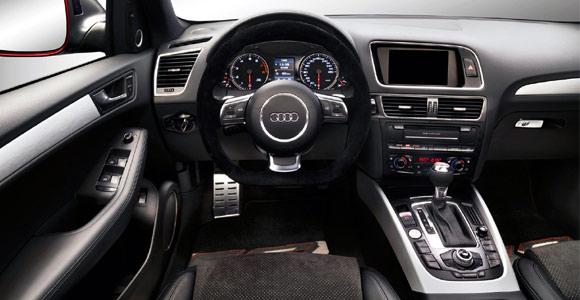 Audi Q5 Custom Concept +  Wallpaper