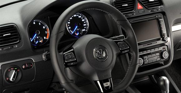 Volkswagen Scirocco R - prve fotografije i informacije
