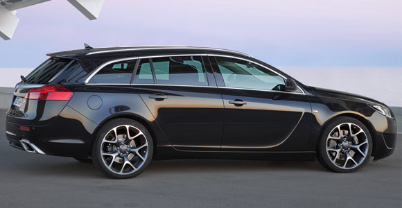 Opel Insignia OPC Sports Tourer - zvančne informacije i fotografije