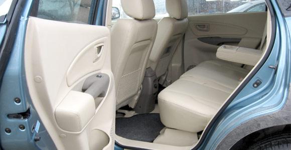 Testirali smo: Hyundai Tucson 2.0 CRDi 4WD Absolute+