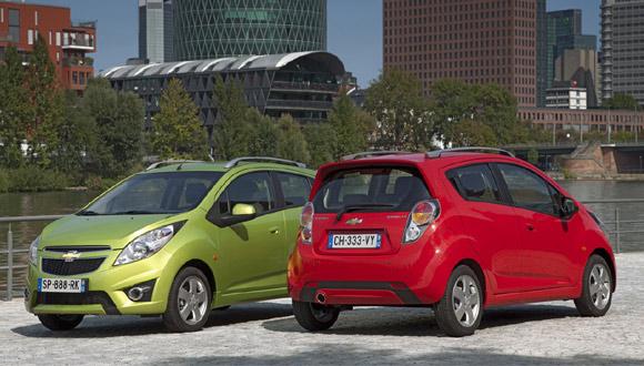 Chevrolet Predstavlja Novi Spark Cene Poznate Automagazin
