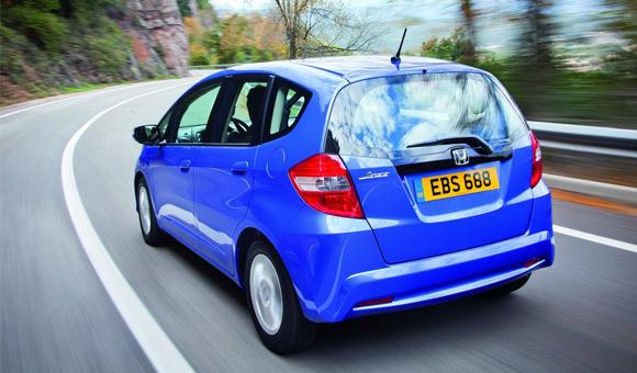 Honda Jazz 2011: Blagi facelift i CVT