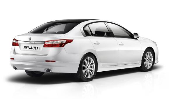 Renault Latitude stigao u Srbiju - cene poznate