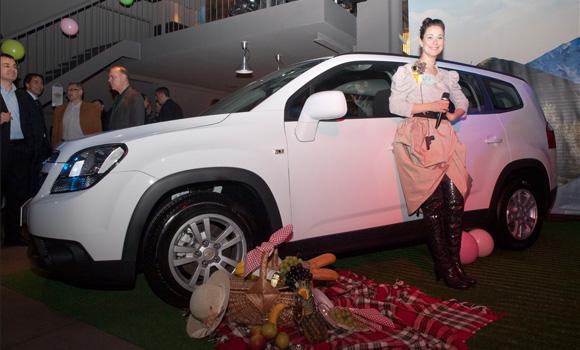 Chevrolet Captiva i Orlando: premijera u Beogradu