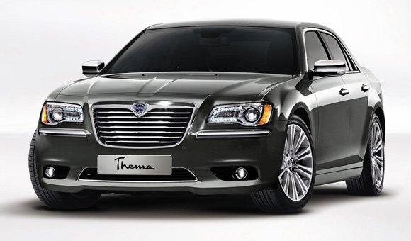 Video: Lancia Thema – Chrysler 300 na italijanski način