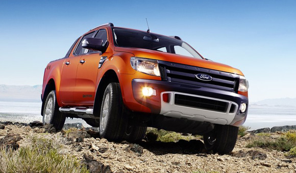 Video: Ford Ranger Wildtrak