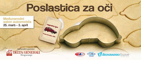 Salon automobila u Beogradu 2011 - spisak premijera