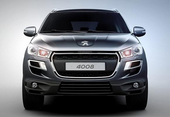 Peugeot 4008: Pre fotografije i informacije