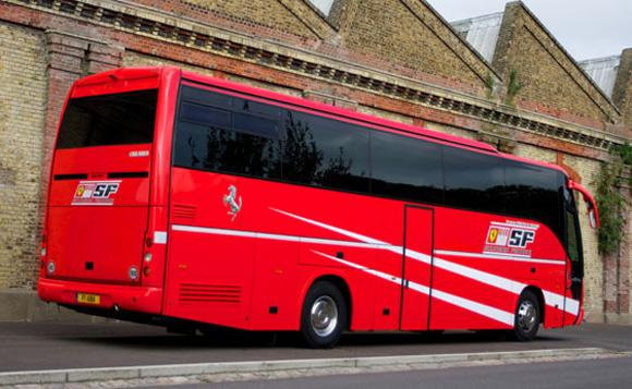 Iveco autobus tima Ferrari za prodaju