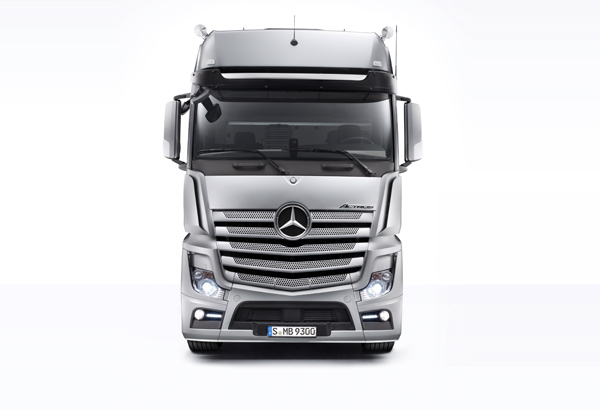 Mercedes-Benz Actros ponovo osvojio međunarodnu nagradu za dizajn