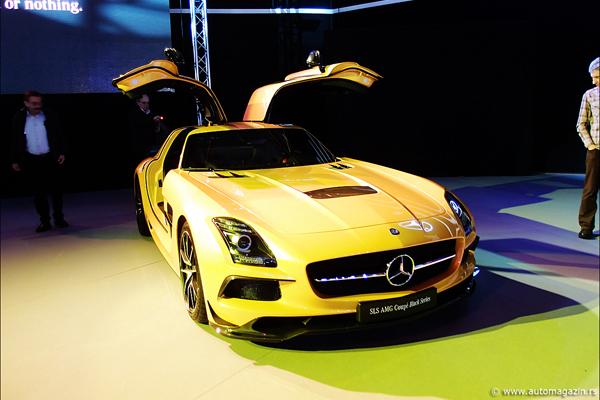 Sajam automobila u Beogradu 2013 - Mercedes-Benz - Automagazin