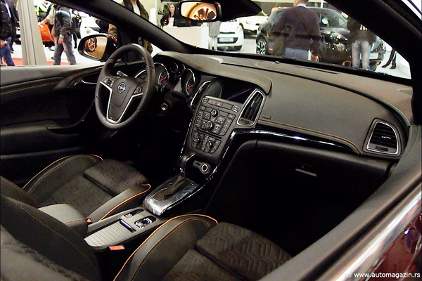Nova Opel Cascada stigla u Srbiju - Kabriolet za sva godišnja doba