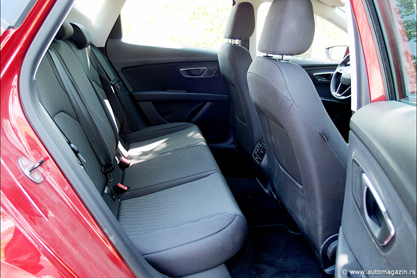 testirali smo seat leon 1 2 tsi automagazin. Black Bedroom Furniture Sets. Home Design Ideas
