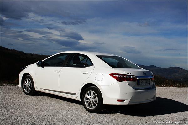 Testirali Smo Toyota Corolla 1 6 Valvematic Automagazin