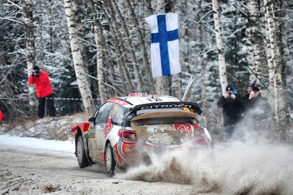 Rally Sweden 2016 - Ogier pobedio ispred Paddona