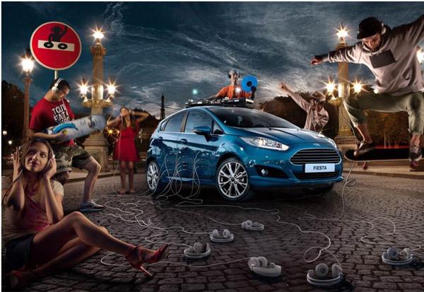 Ford Fiesta i dalje najprodavaniji mali automobil u Evropi