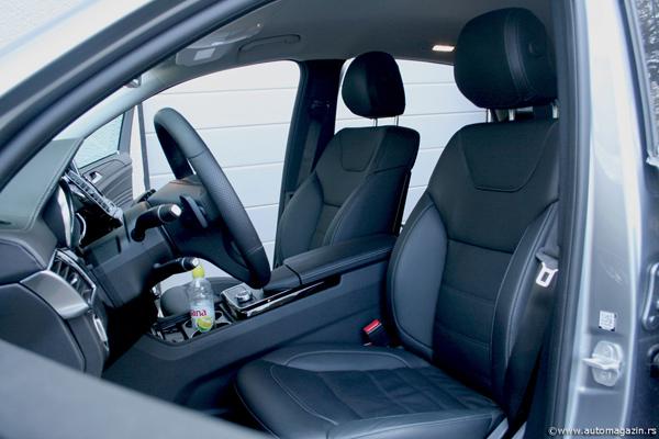 Testirali smo: Mercedes-Benz GLE 350d Coupe