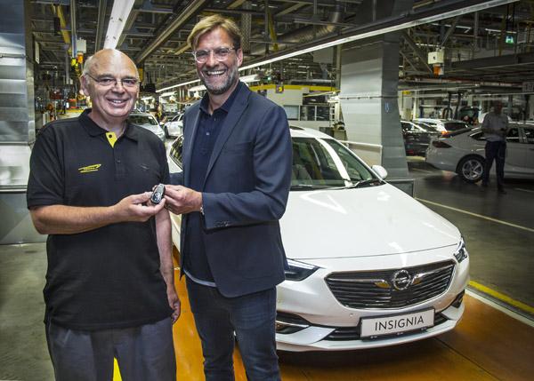You'll Never Walk Alone: Opel i Jirgen Klop (Jürgen Klopp) proširuju partnerstvo