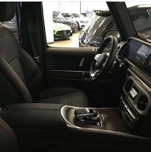 Novi Mercedes Benz G Spijuni Snimili Enterijer Foto Video