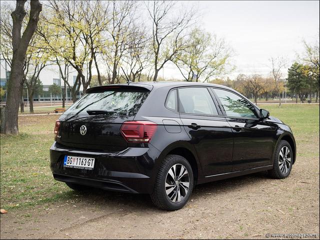 Imali smo na testu: Volkswagen Polo 1.0 TSI