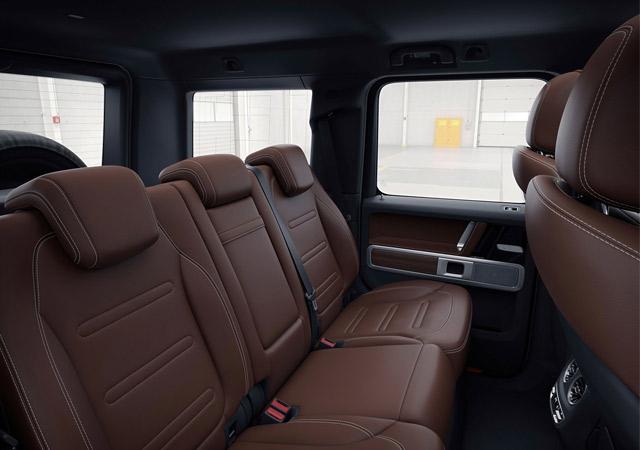Nova Mercedes Benz G-Klasa - Ikona je ponovo rođena.