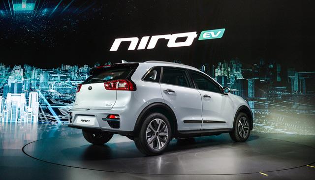 Kia predstavila Niro EV sa dometom od 380 kilometara