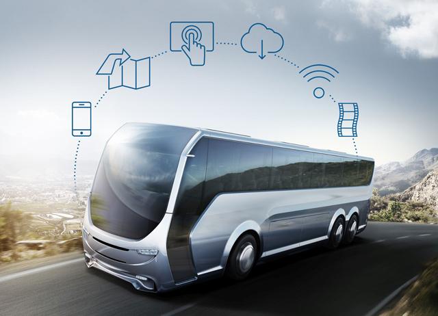 Autonomni, umreženi i elektrifikovani: Bosch utire put u transportnom saobraćaju