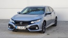 Honda Civic 1.0 VTEC Turbo - Test 2017