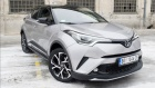 Toyota C-HR 1.2 D-4T - Test