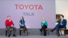 Toyota Start Your Impossible Talk na Belom dvoru
