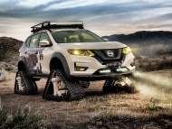 Nissan Rogue Trail Warrior Project Concept (2017)