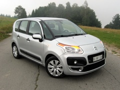 Test: Citroën C3 Picasso 1.6 HDi