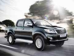 Video: Toyota Hilux 2012