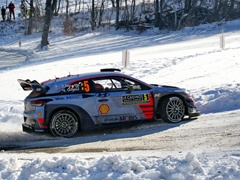 Rallye Monte Carlo 2017 - drugi dan (foto+video)