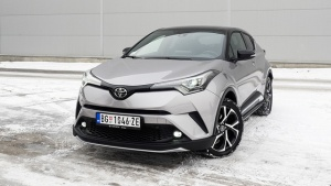 Test - Toyota C-HR 1.2 D-4T