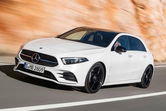 Nova Mercedes-Benz A-Klasa (2018) - prve zvanične fotografije i informacije