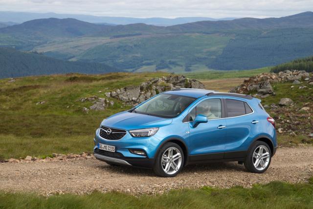 Specijalna ponuda za Opel SUV modele