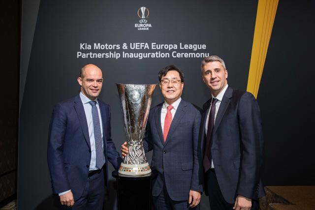 Kia partner fudbalske UEFA Europa League