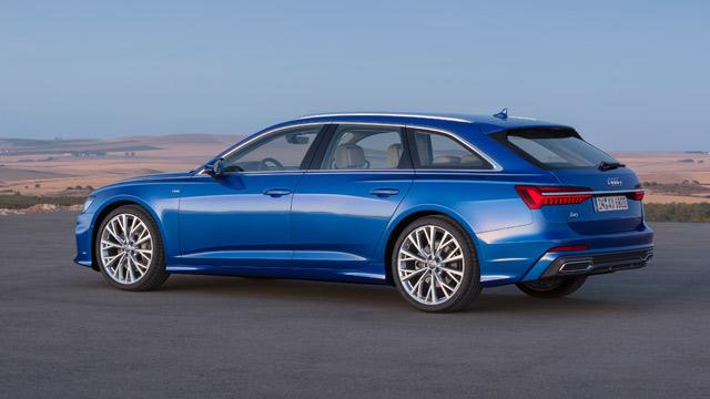 Audi A6 Avant predstavljen zvanično - praktičan kao karavan, dizajniran kao shooting-brake