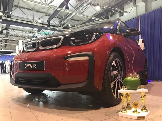 BMW i3 - EKO Automobil godine u Srbiji