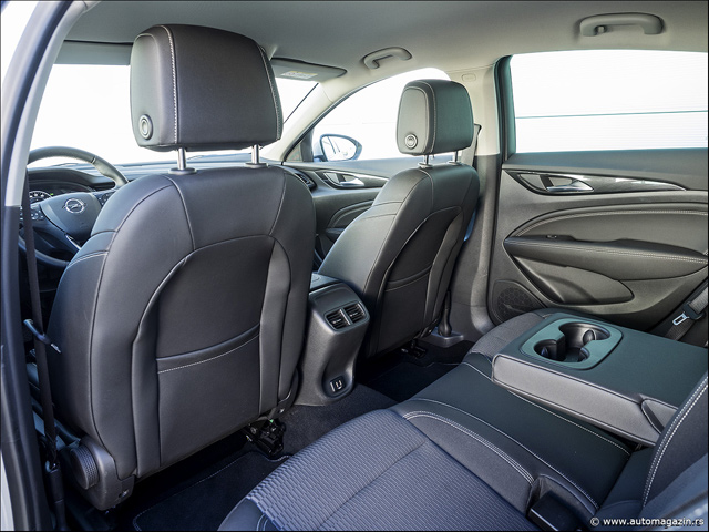 Test: Nova Opel Insignia Grand Sport 2.0 CDTi (2018)