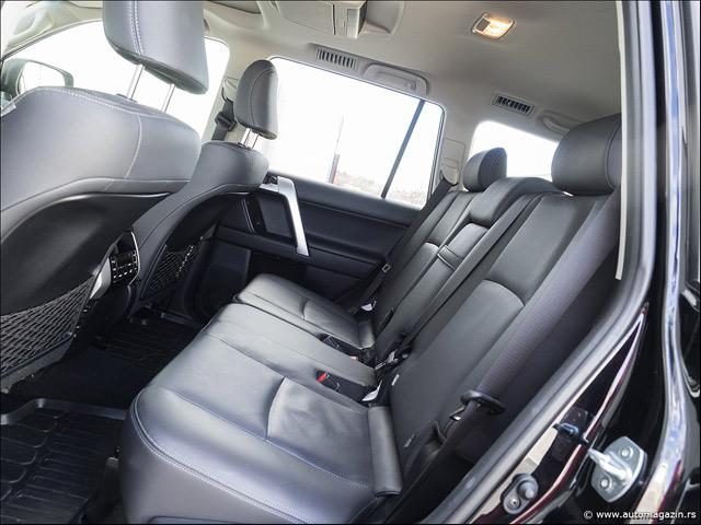 Testirali smo: Toyota Land Cruiser 2.8D-4D AT
