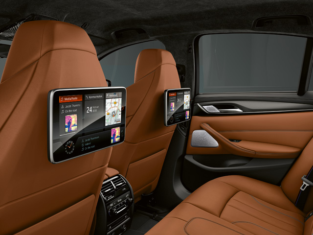 Novi BMW M5 Competition