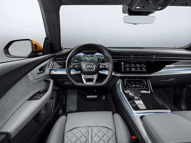 Audi Q8 (2018) - prve zvanične fotografije i informacije