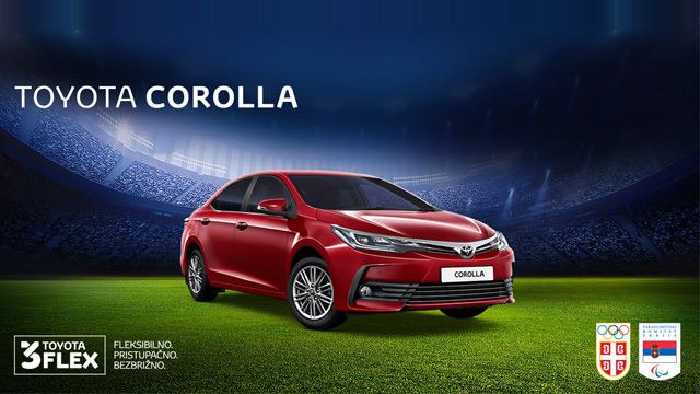 Odaberite novu Toyotu sa Toyota FLEX finansiranjem
